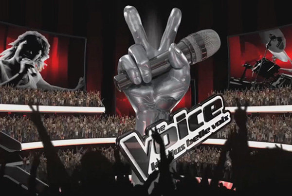 The voice case study titles