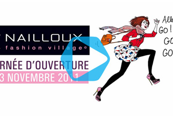 Nailloux fashion village