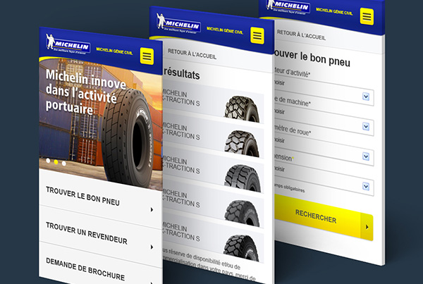 Michelin Earthmover