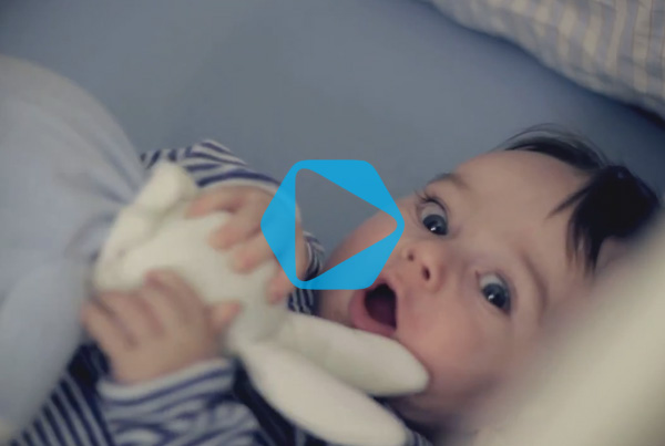 Smart Baby monitor video