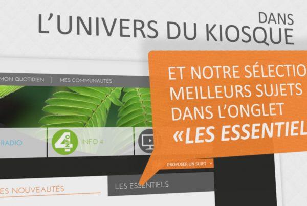 Vidéo présentation intranet