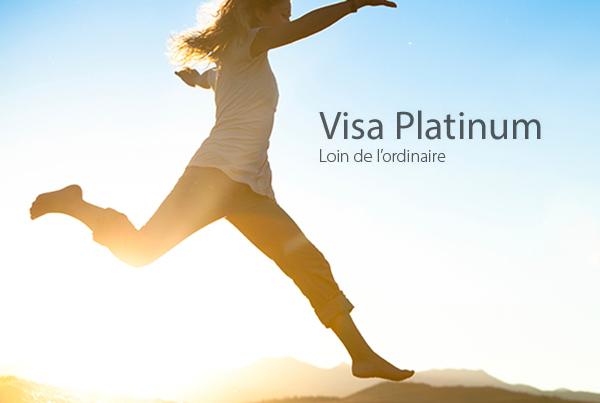 Visa Platinum UI