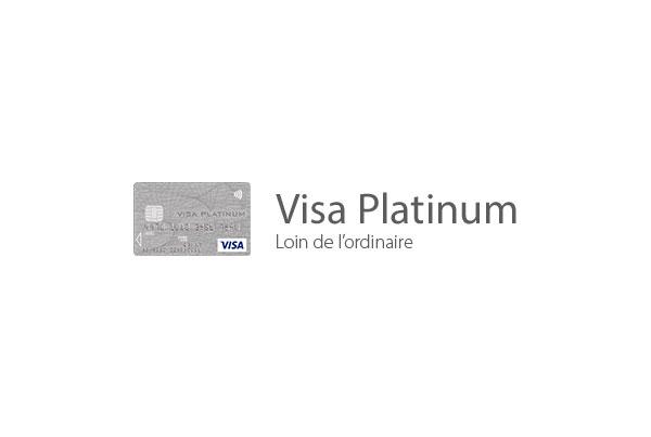 Visa Platinum carte