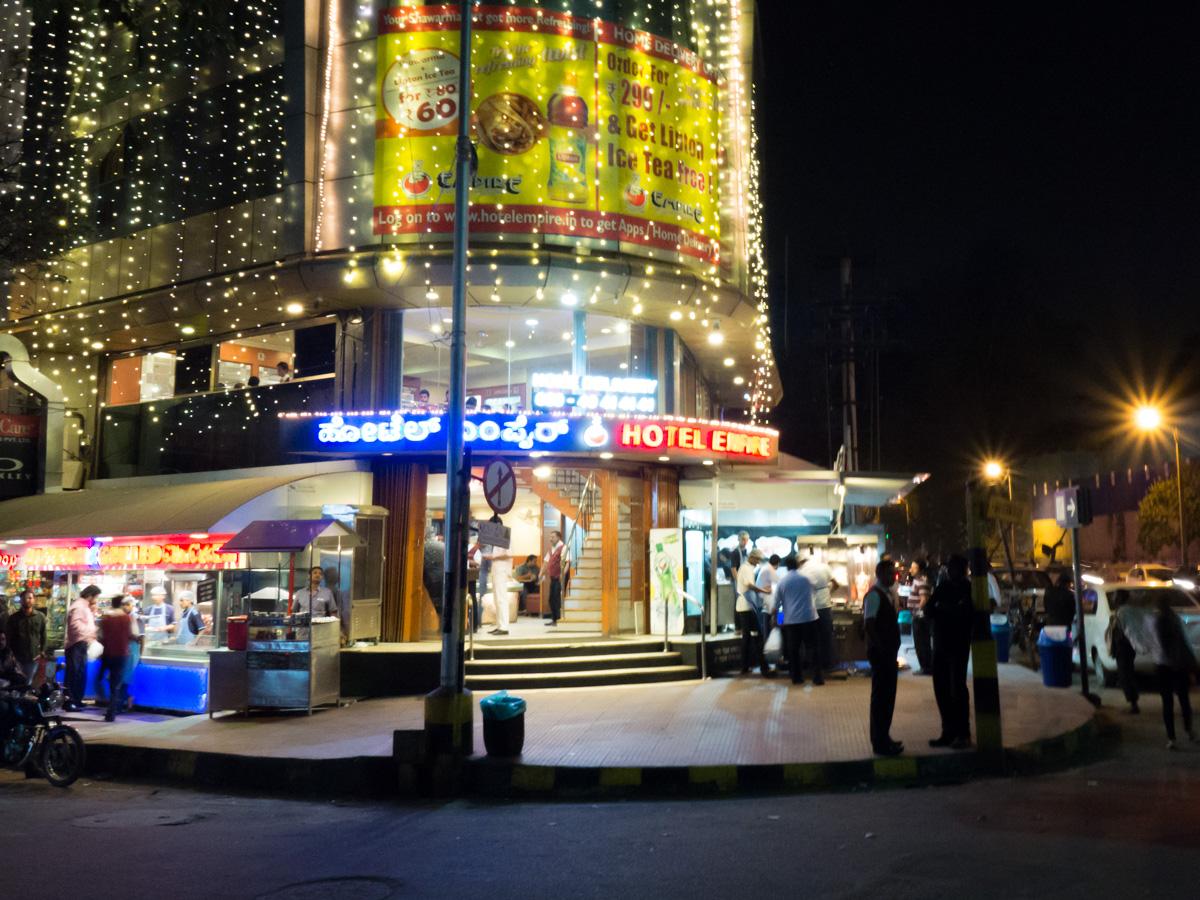 Bangalore de nuit
