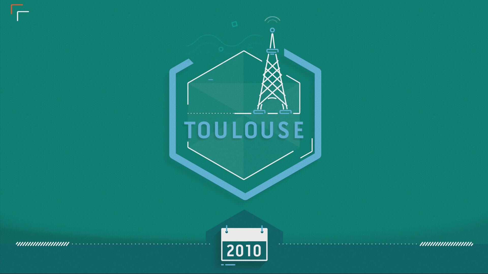 Vidéo réseau Sigfox Toulouse